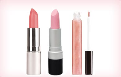 Winter Make up Tip: Lipstick or Colorless Lip-gloss