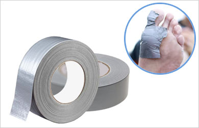 Warts Beauty Tip: Duct Tape