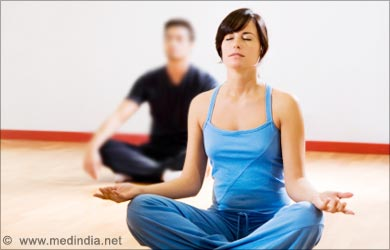Sparkling Eye Beauty Tip: Yoga