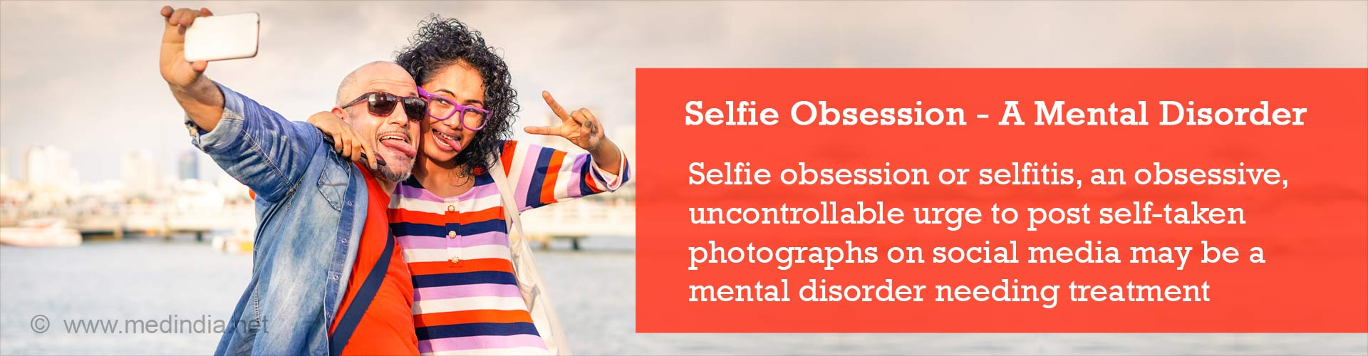Selfie Addiction Calculator