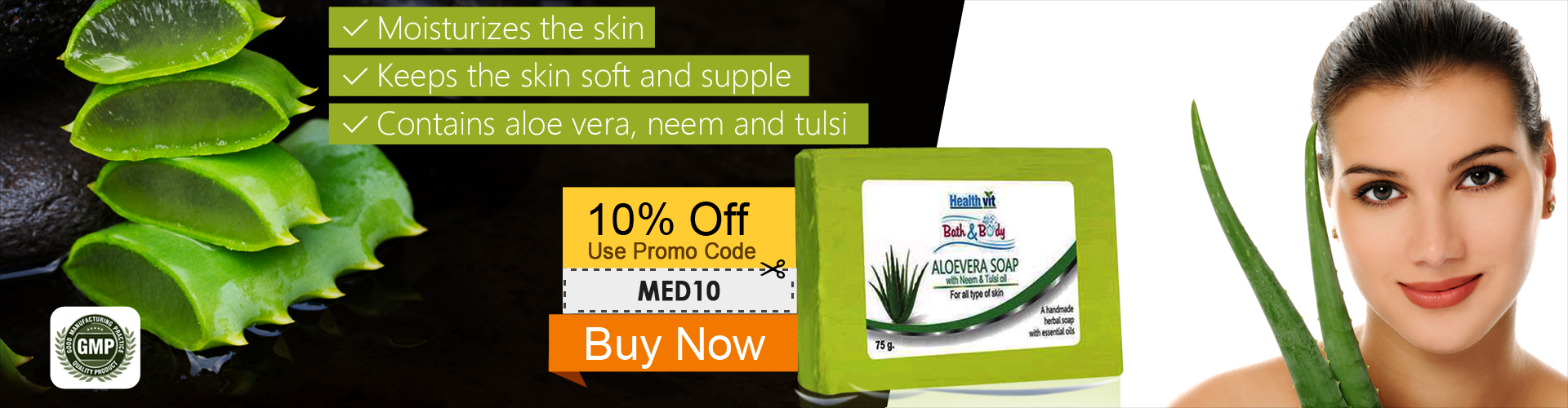 Aloe Vera - A Natural Medicine for Good Health