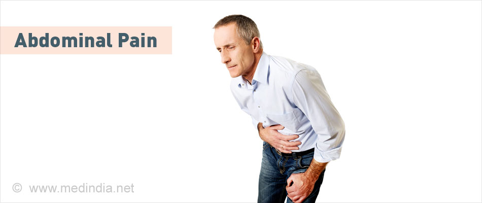 Symptoms of Heart Attack: Abdominal Pain