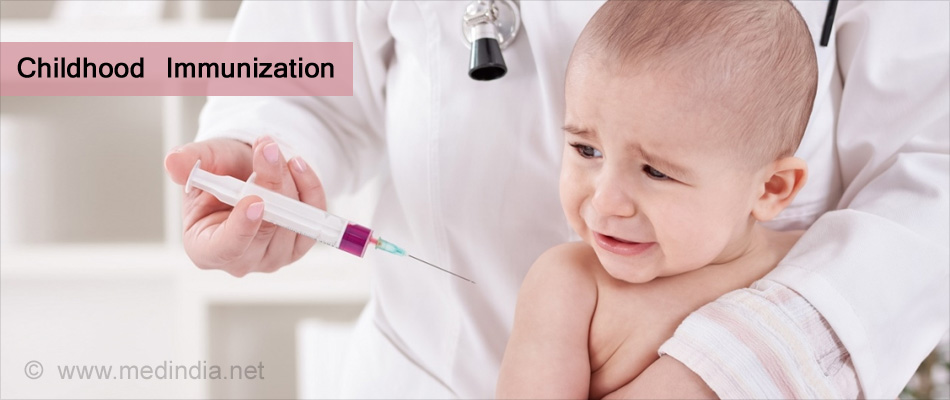 Causes of Fever: Childhood Immunization
