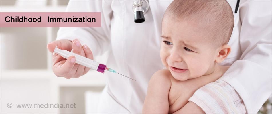 Causes of Fever: Childhood Immunization
