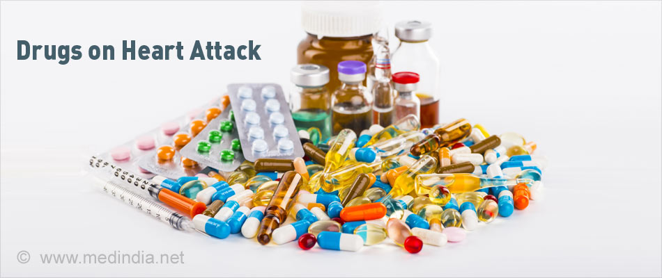 First Aid of Heart Attack: Medicines