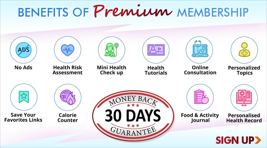 Premium Membership Benefits