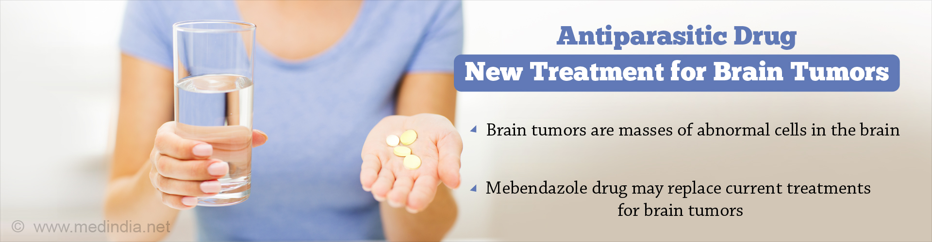 Can Mebendazole Drug be an Effective Treatment For Brain Tumors