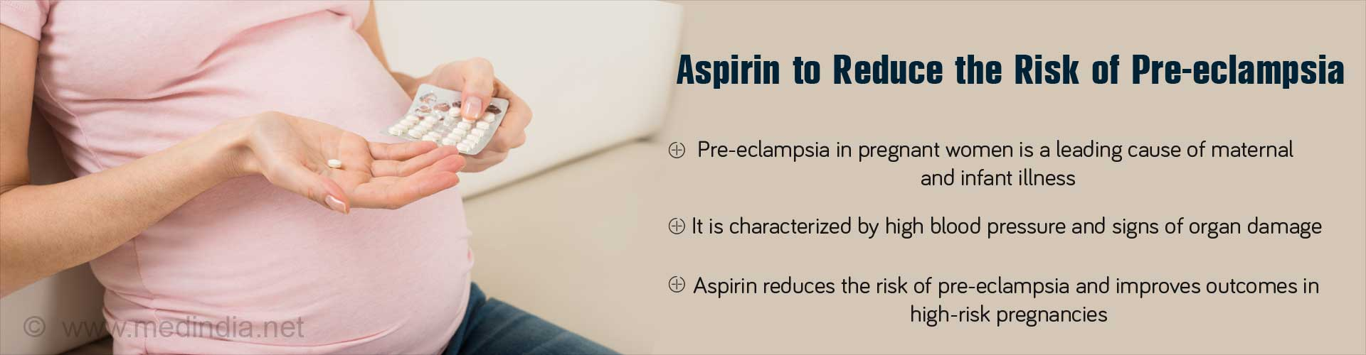 Can Aspirin Reduce the Risk of Pre-eclampsia in Pregnant Women