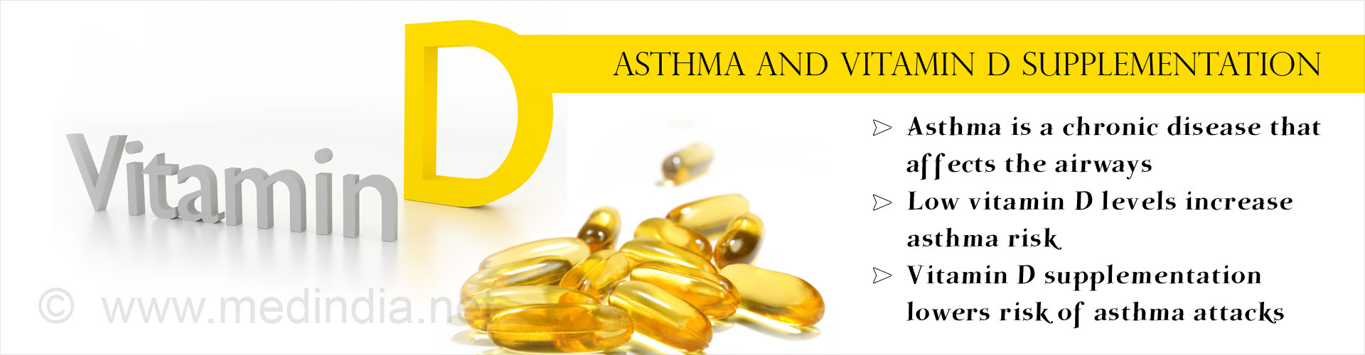 Asthma and Vitamin D Supplementation