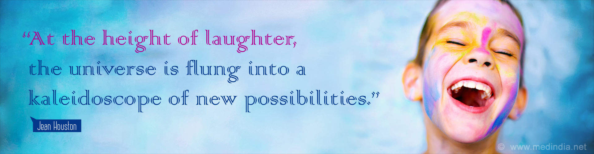 Laughter Quotation