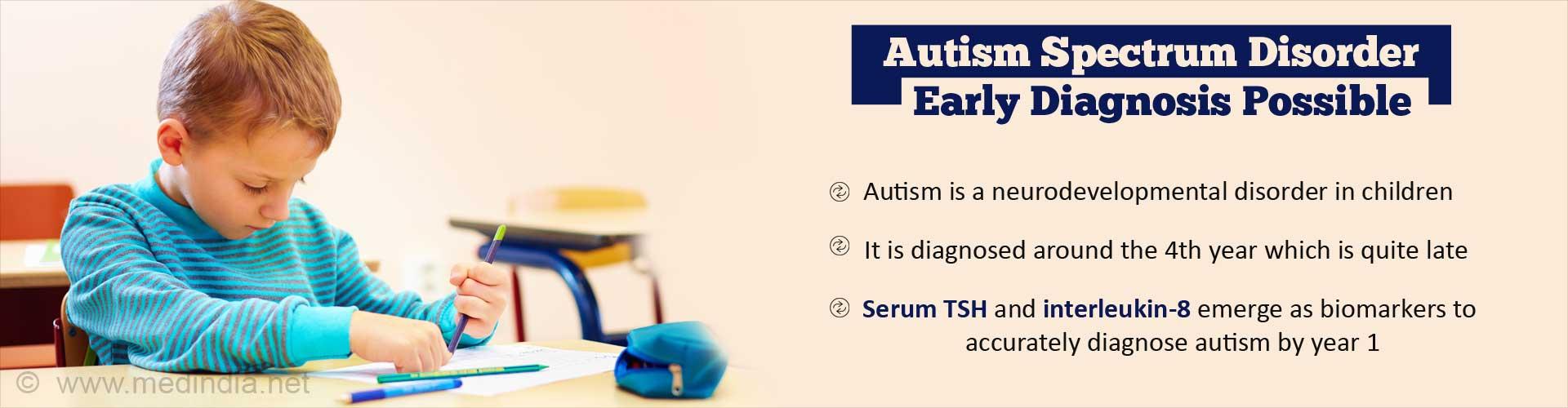 Autism Spectrum Disorder �