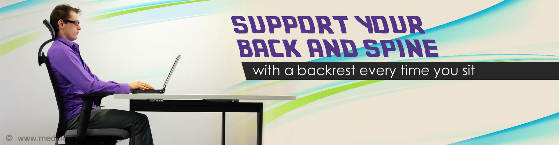 Posture To Avoid Backache