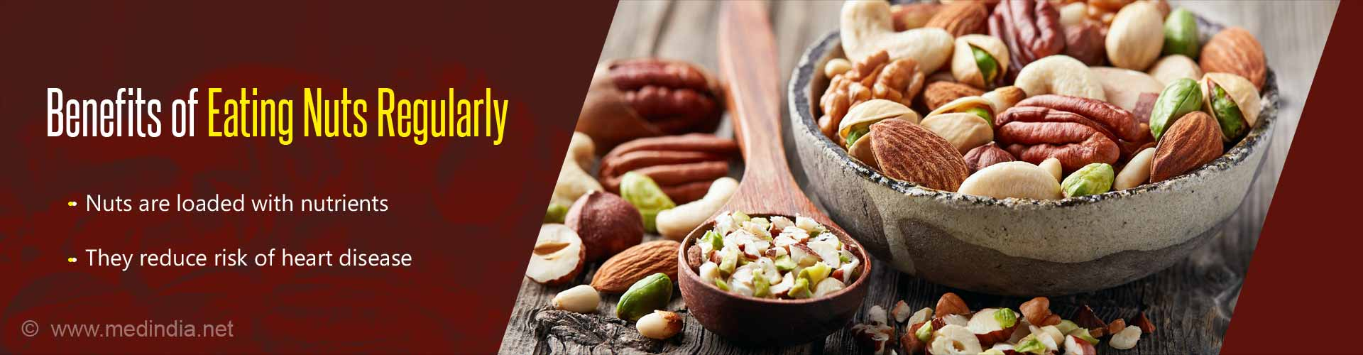 Benefits of Eating Nuts Regularly
