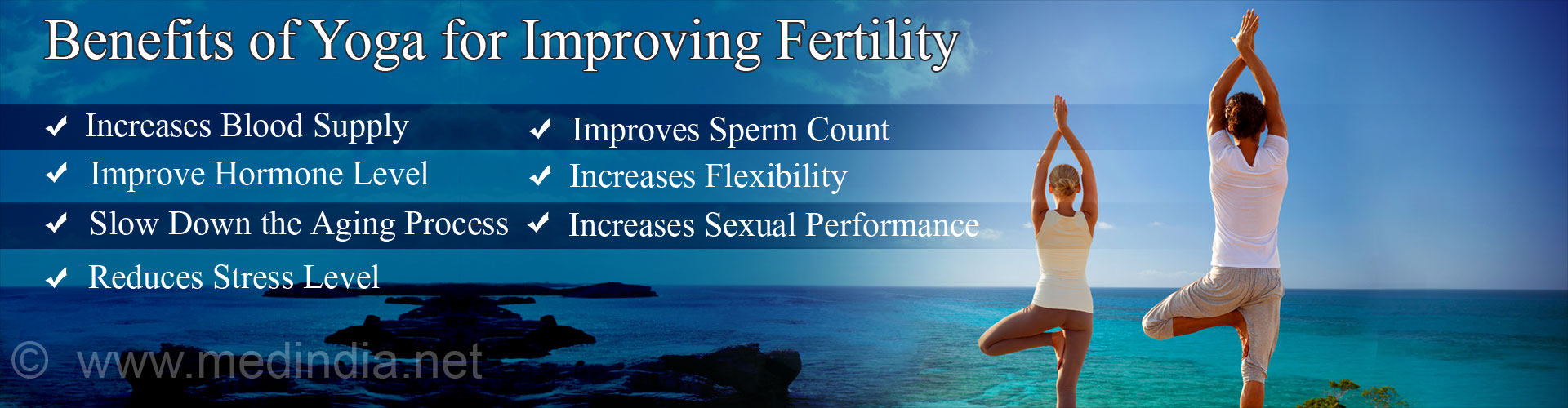 Benefits of Yoga for Improving Fertility