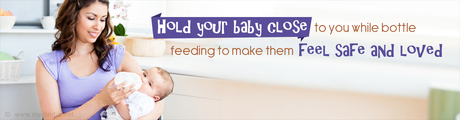 Try to Keep Your Baby Awake While Feeding