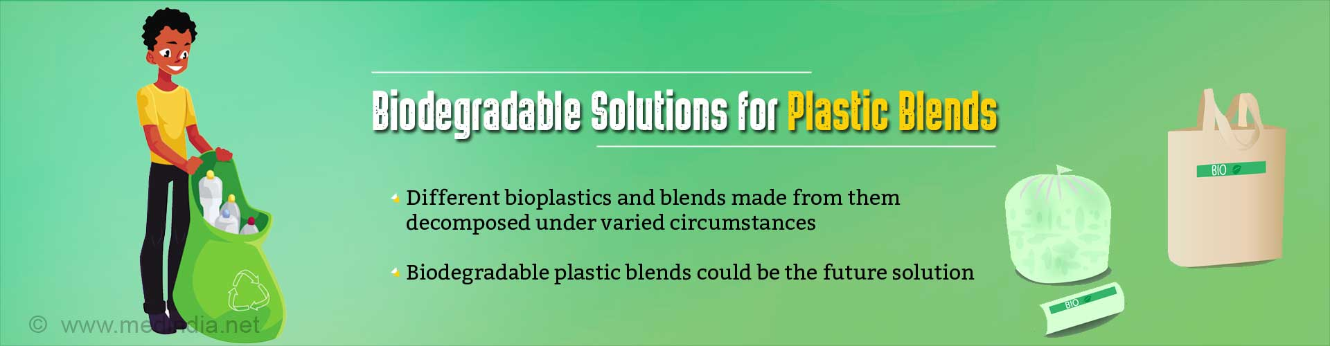 Plastic Blends That can be Biodegraded Locally Coming Soon