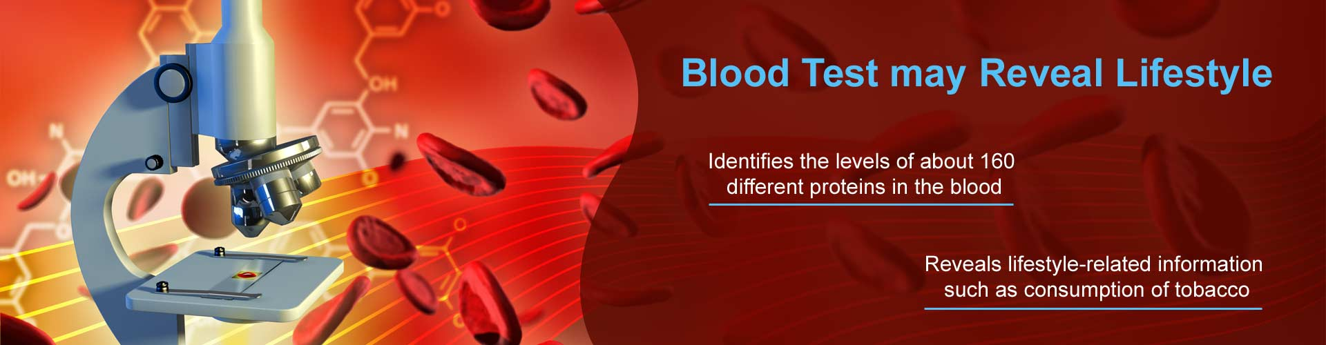 What Your Blood Says About Your Lifestyle