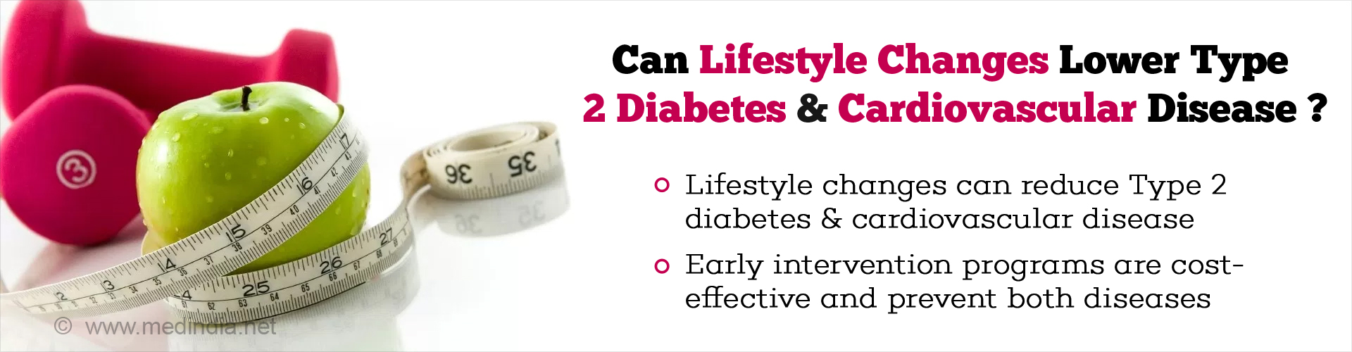 Early Lifestyle Changes Lower Type 2 Diabetes, Cardiovascular Disease