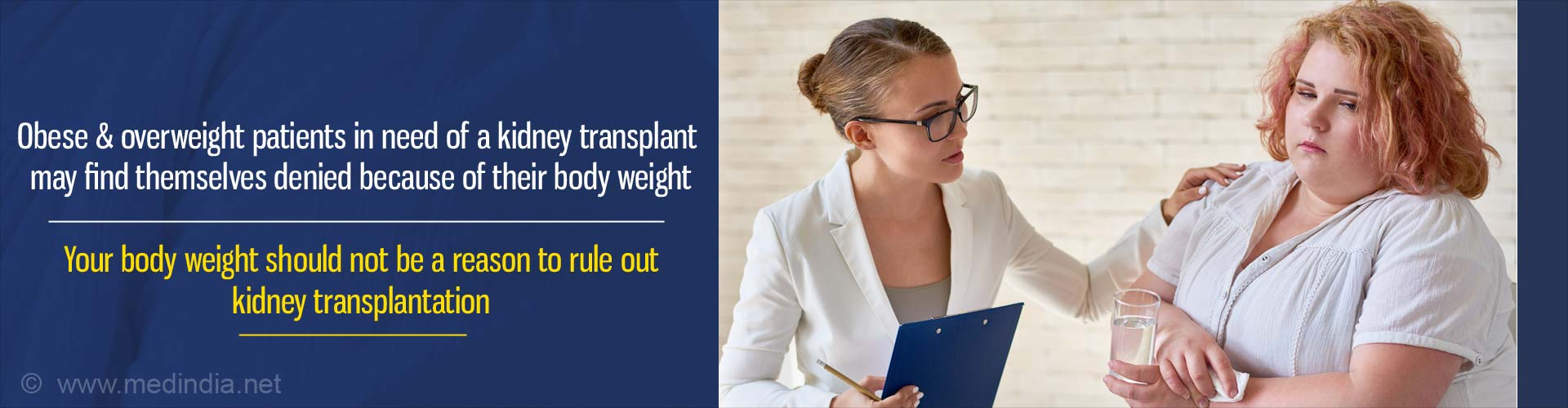 Can Obesity Impact Kidney Transplant Outcomes?