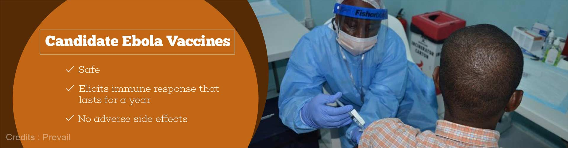 Phase 2 Clinical Trials of Two Candidate Ebola Vaccines in Liberia