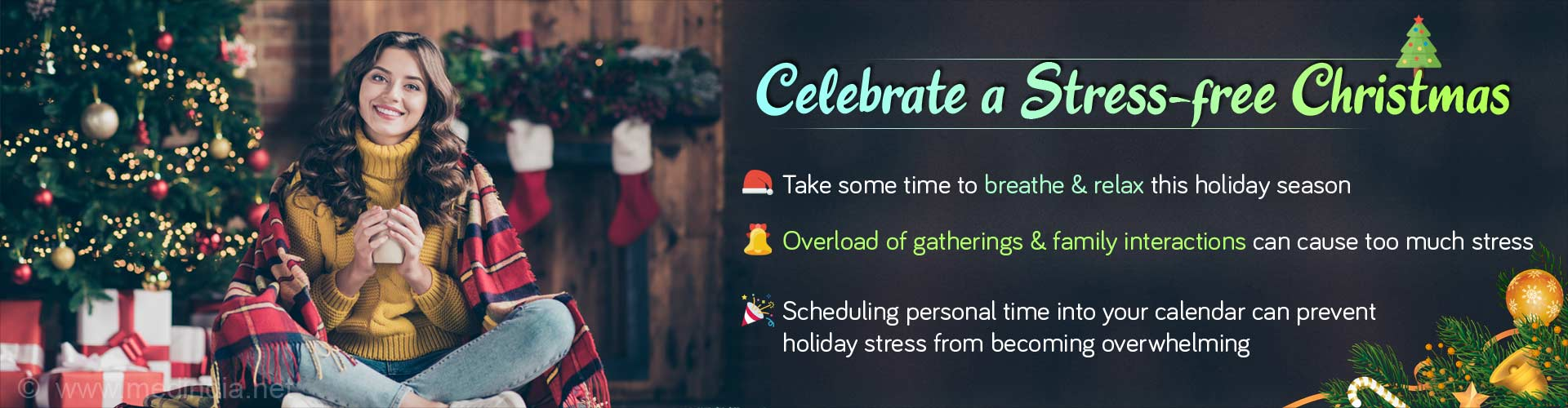 Beat the Holiday Blues: Dazzling Tips to Overcome Holiday Stress