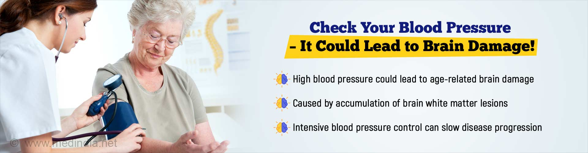 Check your blood pressure â€