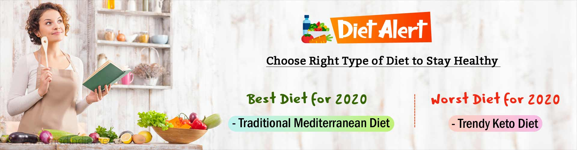 Mediterranean Diet: The Best Diet for New Year 2020