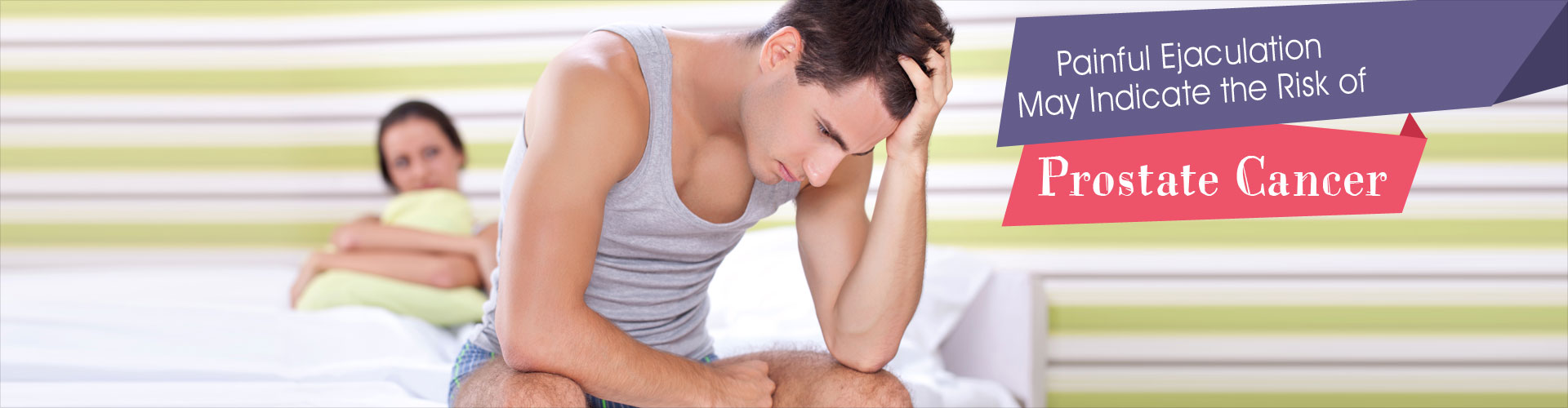 Painful Ejaculation May Indicate the Risk of Prostate Cancer