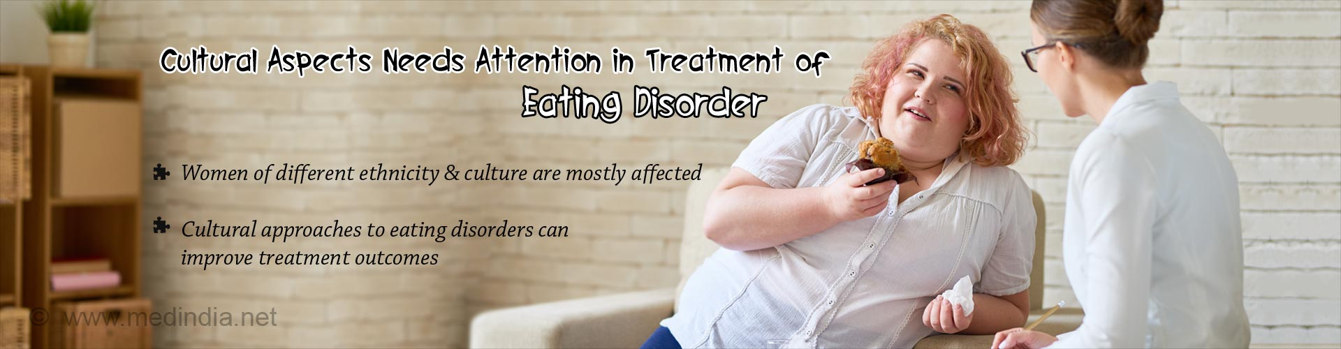 Eating Disorder Treatment Should Consider Cultural Aspects