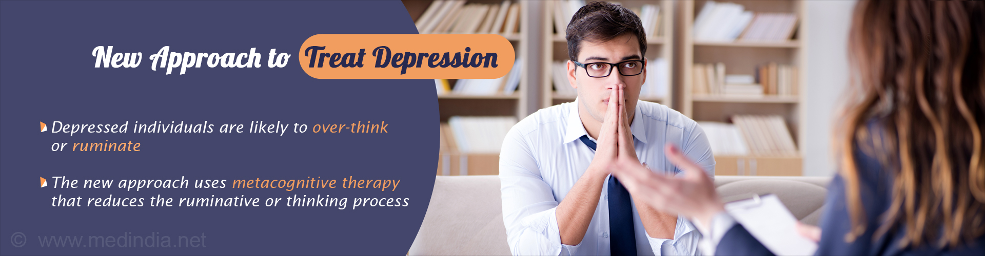 Depressed?-Don''t Over-Think