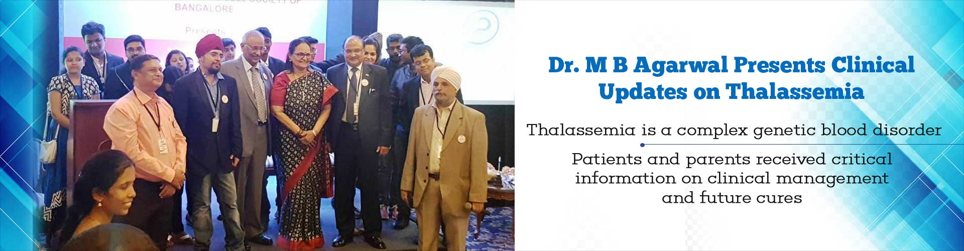 Clinical Update on Current Management of Thalassemia