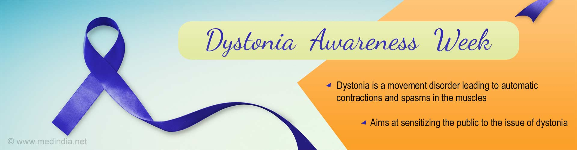Dystonia Awareness Week