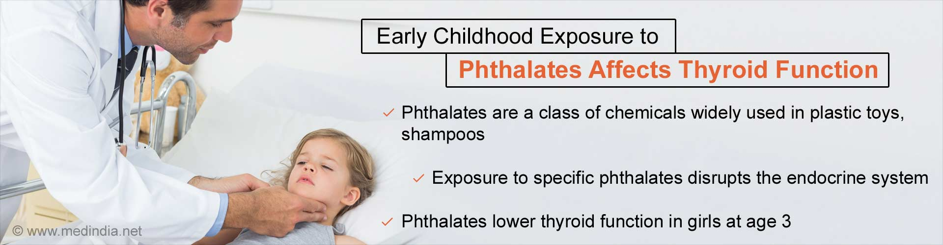Phthalates in Toys, Shampoo May Impair Thyroid Function In Young Girls