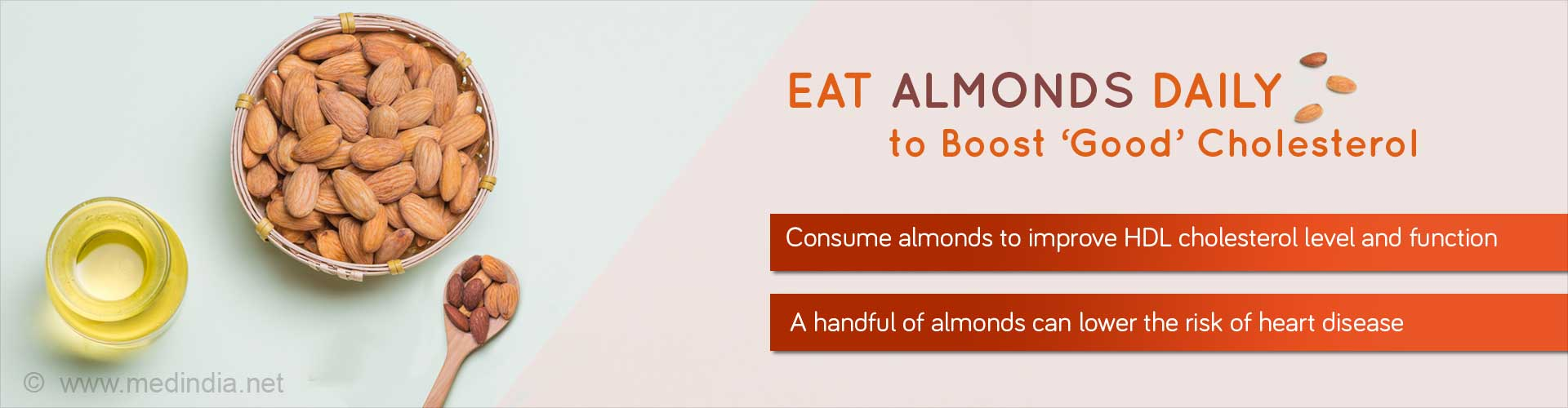 Here's Why You Need To Eat Almonds Everyday