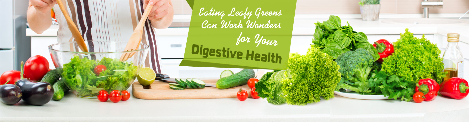 Eating Leafy Greens Can Work Wonders for Your Digestive Health