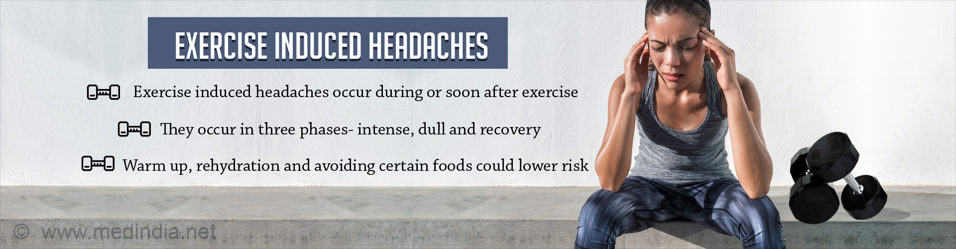 Exercise Induced Headaches - Prevention and Management