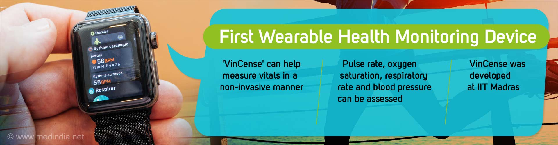 IIT Madras Develops First Wearable Device To Monitor Health