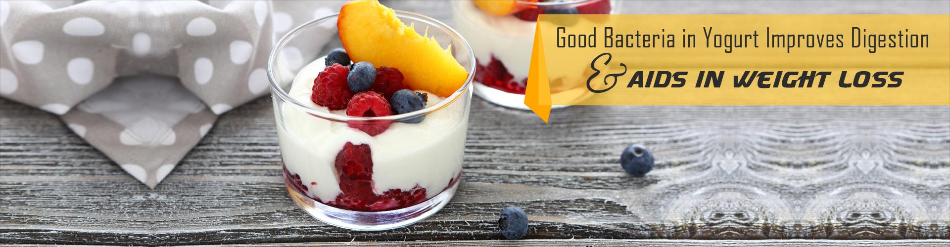 Health Benefits of Probiotic Yogurt Diet