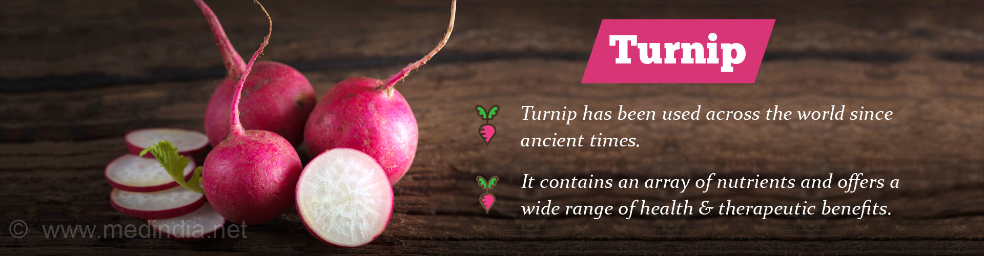 Top 10 Health Benefits of Turnip