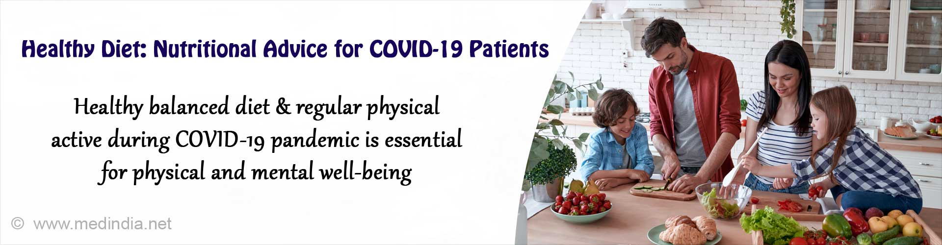 COVID-19: Diet Plan and Lifestyle Modifications for the Unlock Phase