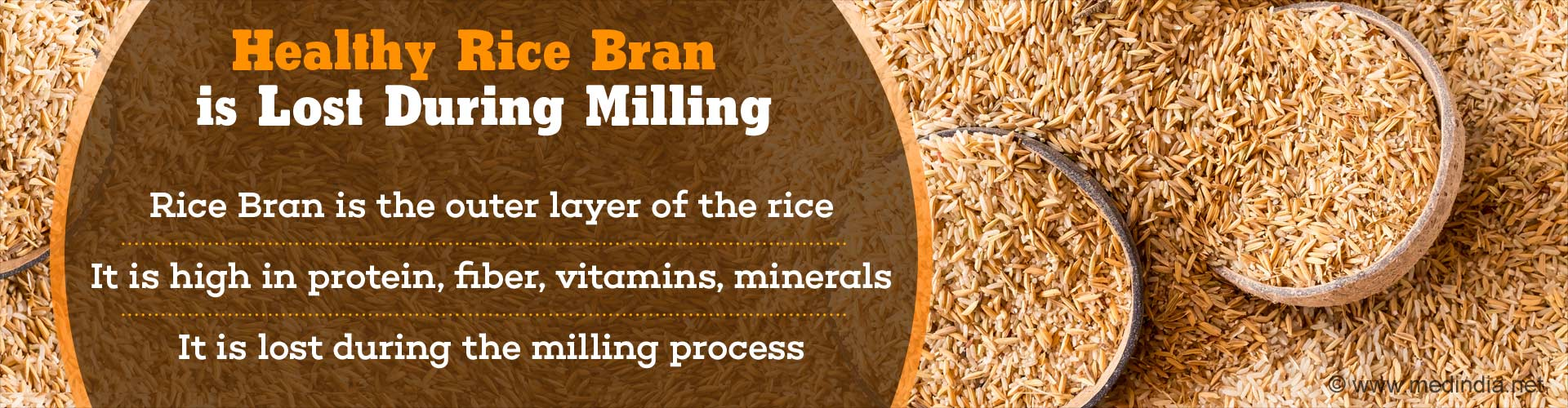 Rice Bran: The Nutrition Packed Part of Rice We Lose Out On
