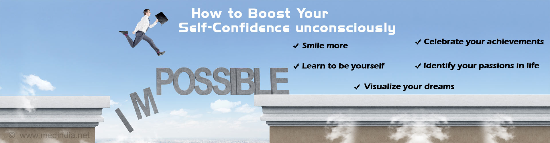 How to Boost Self confidence unconsciously - New Breakthrough in Neuroscience