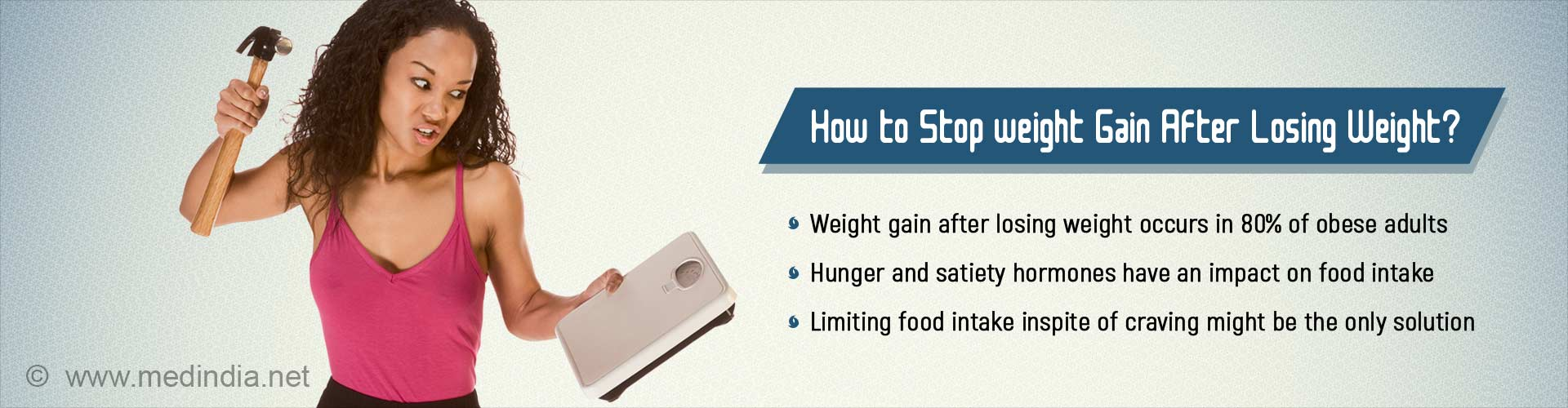 How to Prevent Weight Gain After Losing Weight?
