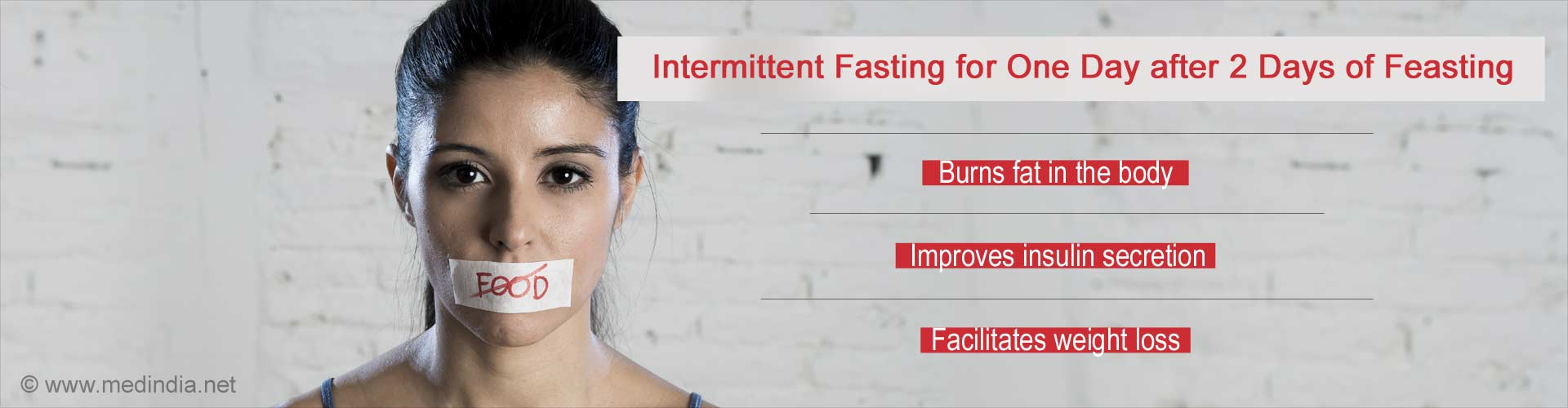 Fasting Once in Every Two Days can Help lose Weight