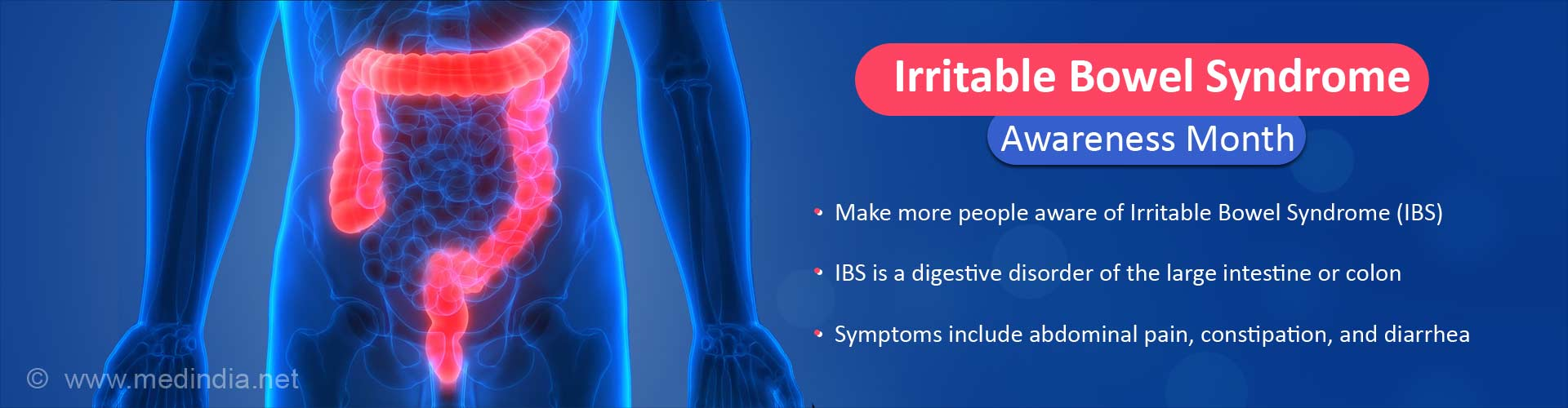 April is Irritable Bowel Syndrome Awareness Month