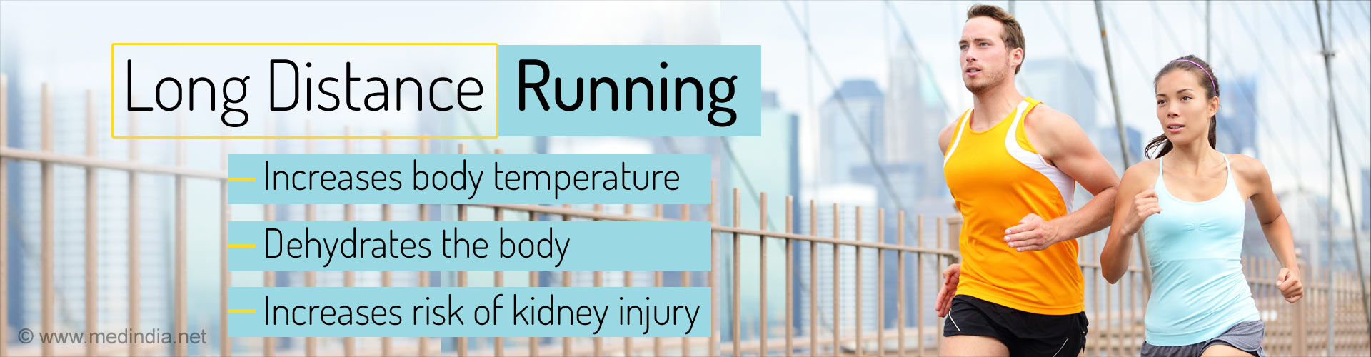 Long distance running