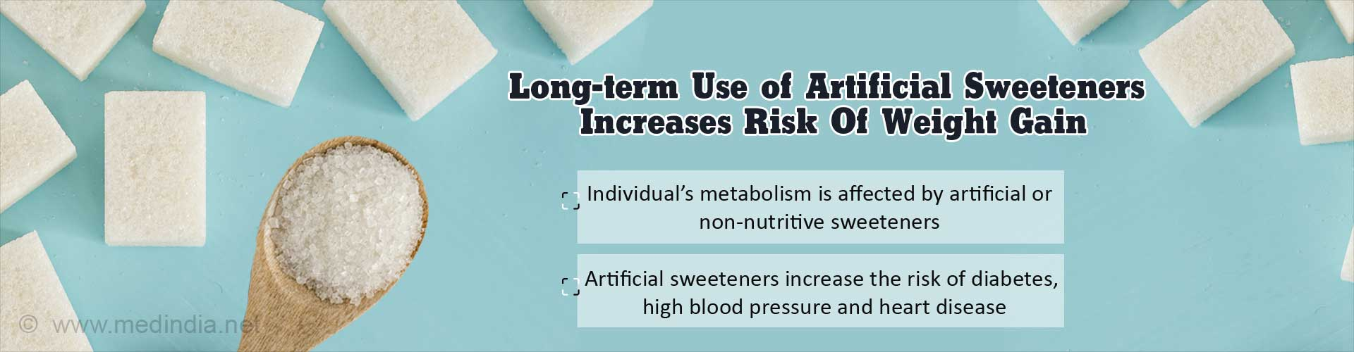 Do Artificial Sweeteners Increase Risk Of Weight Gain, Heart Disease?