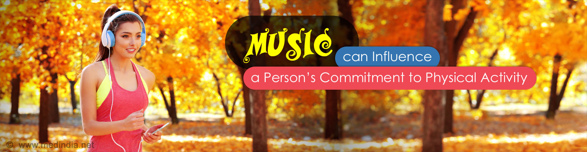 Music Can Influence A Person's Commitment to Physical Activity