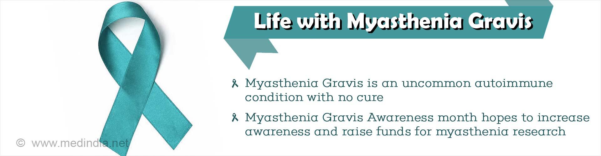 Myasthenia Awareness Month �