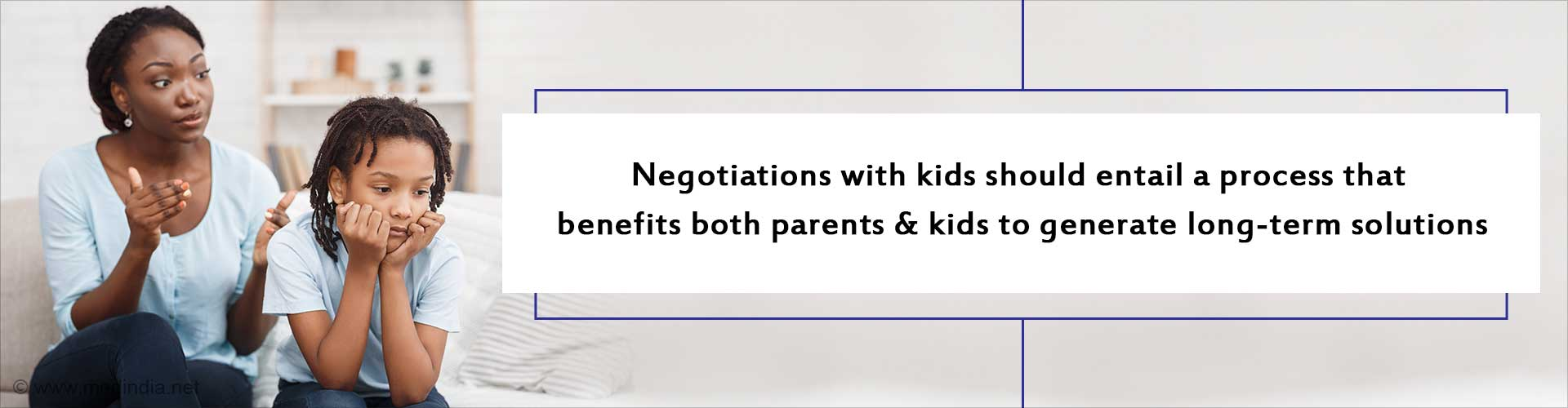 How to Negotiate With Kids?